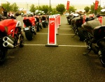 Ducati Diavel line up