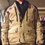 BILT ADV Waterproof Jacket  Open Front