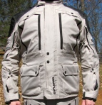 BILT ADV Waterproof Jacket Front