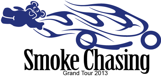 Smoke Chasing Grand Tour 2013