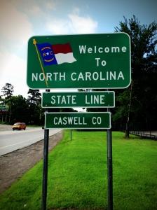 NC Border